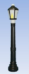Black Lamp Post (40 inch)